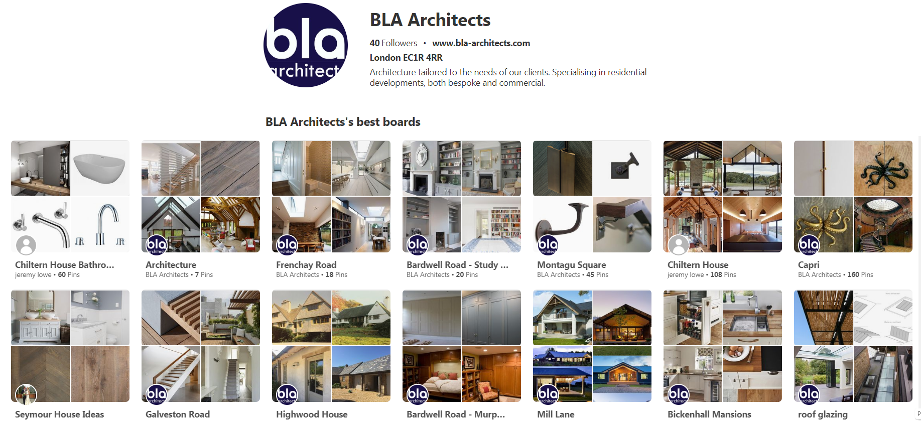 Bla Architects and Pinterest helps you find ideas to try.